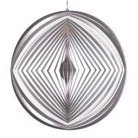 Windspiel Kreis XL mit Raute